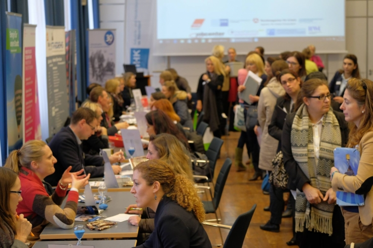 Speed dating ihk düsseldorf 2015